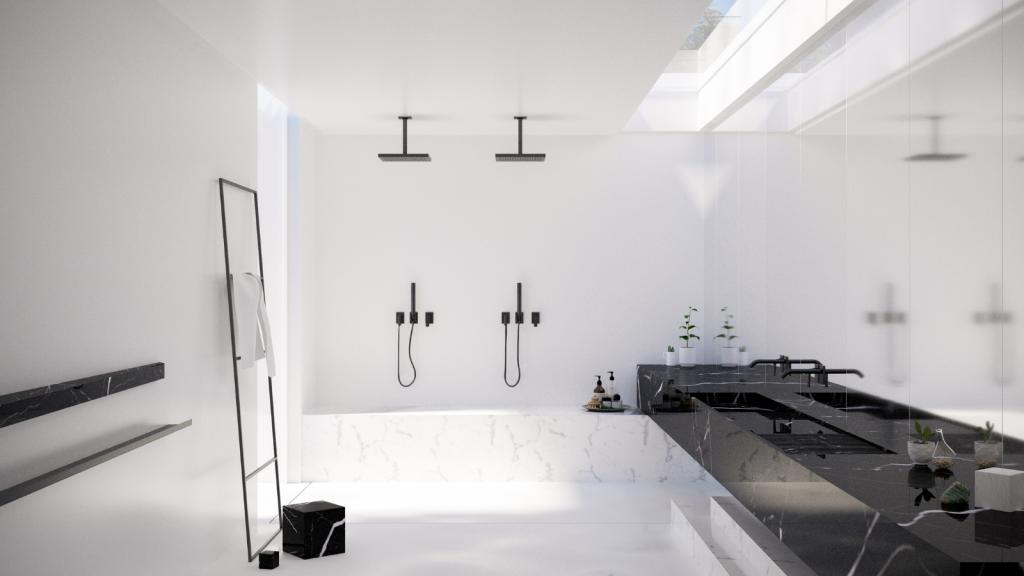 Sustonable Bathroom